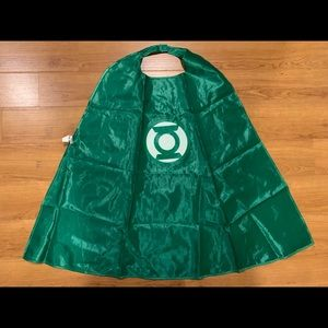 Green Lantern Cape - Youth One Size